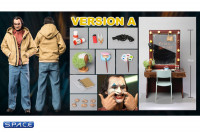 1/6 Scale The Mentally Ill with Accessory Set