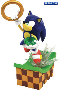 Sonic Sonic Gallery PVC Statue (Sonic)