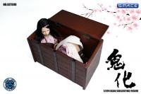1/6 Scale Oni Girl Cosplay Set
