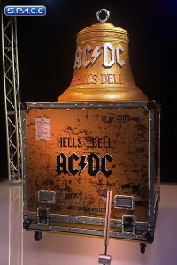 Hell's Bell Rock Iconz On Tour Statue (AC/DC)