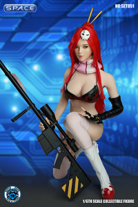 1/6 Scale Sexy Sniper Character Set