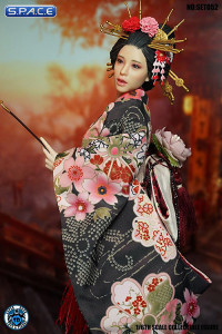 1/6 Scale Geisha Set