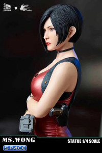 1/4 Scale Ms. Wong Statue