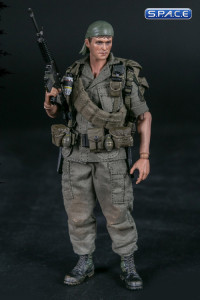 1/12 Scale Staff Sergeant Army 25th Infantry Division