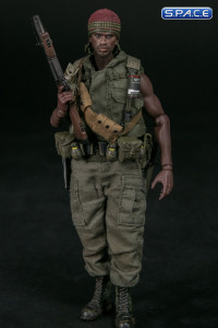 1/12 Scale Private with M79 Grenade Launcher Army 25th Infantry Division