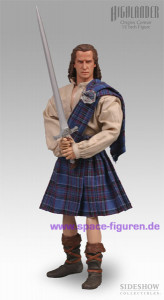 12'' Origins Conner MacLeod (Highlander)
