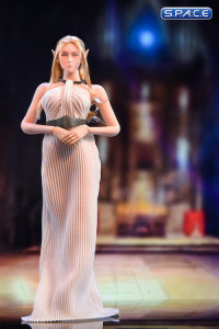 1/6 Scale backless Evening Dress (champagne color)
