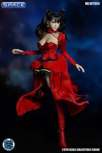 1/6 Scale Burlesque Dancer Character Set