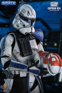1/6 Scale Captain Rex TV Masterpiece TMS018 (Star Wars - The Clone Wars)