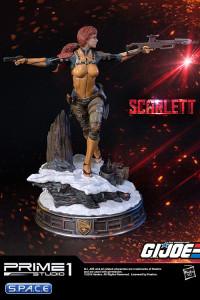 1/4 Scale Scarlett Premium Masterline Statue (G.I. Joe)