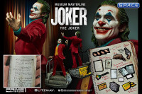 1/3 Scale The Joker Museum Masterline Statue (Joker)
