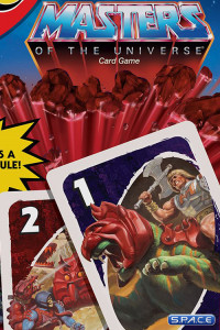 UNO Card Game (Masters of the Universe)