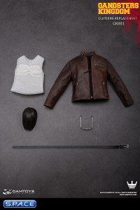 1/6 Scale Costume Accessory Set Version A (Gangsters Kingdom)