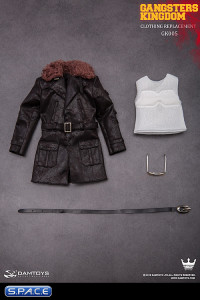 1/6 Scale Costume Accessory Set Version B (Gangsters Kingdom)