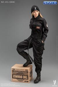 1/6 Scale Workwear Set (black)