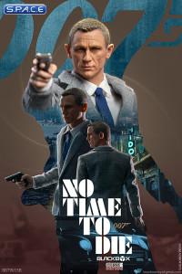1/6 Scale Secret Agent James with grey Suit
