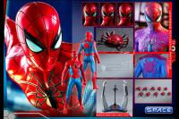 1/6 Scale Spider-Man Spider Armor Mark IV Suit Videogame Masterpiece VGM43 (Marvels Spider-Man)