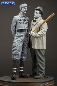 Abbot & Costello Old & Rare Statue (Who's on First?)