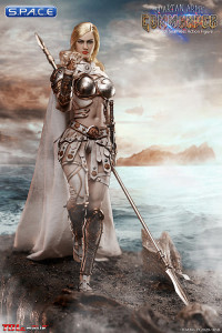 1/6 Scale Spartan Army Silver Commander