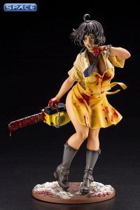 1/7 Scale Leatherface Bishoujo PVC Statue (Texas Chainsaw Massacre)