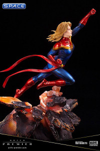1/10 Scale Captain Marvel ARTFX Premier Statue (Marvel)