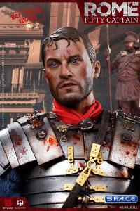 1/6 Scale Empire Corps Captain Fifty - Battlefield Version