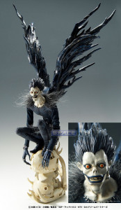 Ryuk Craft Label Statue (Death Note)