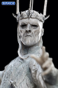 The Witch-King & Frodo at Weathertop Statue (Lord of the Rings)