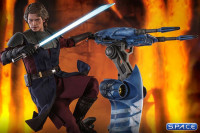 1/6 Scale Anakin Skywalker and Stap TV Masterpiece Set TMS020 (Star Wars - The Clone Wars)