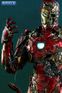 1/6 Scale Mysterios Iron Man Illusion Movie Masterpiece MMS580 (Spider-Man: Far From Home)