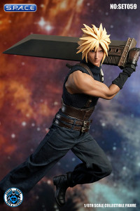 1/6 Scale Cloud Character Set