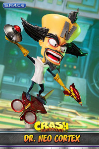 Dr. Neo Cortex Statue (Crash Bandicoot 3: Warped)