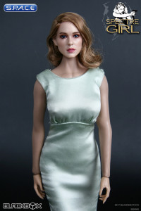 1/6 Scale Spectre Girl Character Set (green)