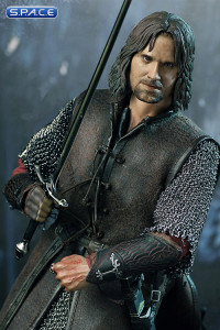 1/6 Scale Aragorn at Helms Deep (Lord of the Rings)