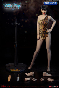 1/6 Scale Bettie Page - Queen of Pinups