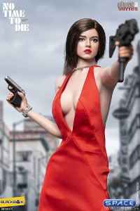 1/6 Scale Paloma Character Set (red)