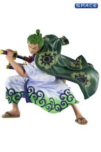 FiguartsZERO Roronoa Zora Zorojuro PVC Statue (One Piece)