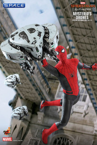 1/6 Scale Mysterios Drones Accessories Collectible Set (Spider-Man: Far From Home)