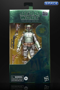 6 Boba Fett - Carbonized Version (Star Wars - The Black Series)