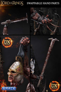 1/4 Scale Uruk-Hai Berserker Deluxe Premium Masterline Statue (Lord of the Rings)