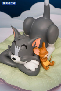 Tom and Jerry »Sweet Dreams« PVC Statue (Tom and Jerry)