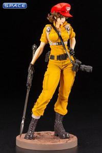 1/7 Scale Lady Jaye Bishoujo PVC Statue - Canary Ann Version (G.I. Joe)