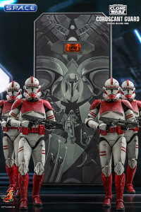 1/6 Scale Coruscant Guard TV Masterpiece TMS025 (Star Wars - The Clone Wars)