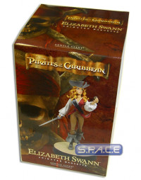 Animated Elizabeth Swann Maquette (Pirates of the Caribbean)