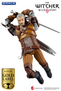 Geralt of Rivia Gold Label Collection (The Witcher 3: Wild Hunt)