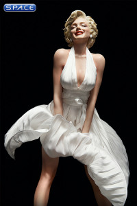 1/4 Scale Marilyn Monroe Superb Hybrid Statue