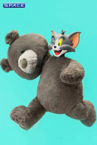 Tom and Jerry Teddy Bear Figure (Tom and Jerry)