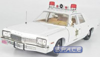 1:18 Scale Police Car (Dukes of Hazzard)