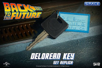 1:1 DeLorean Key Life-Size Replica (Back to the Future)