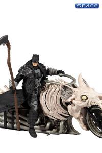 Batcycle from Dark Nights: Death Metal (DC Multiverse)